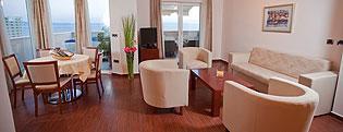 Apartmány Privátne ubytovanie Chorvátsko