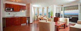 Appartementen Prive accommodatie Kroatie