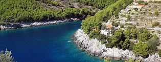 Robinson Crusoe style tourism in Croatia