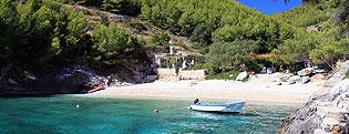 Logements Robinson Hébergement privé Croatie