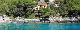 Robinson Crusoe style tourism in Croatia