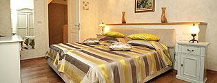 Zimmer Privatunterkunft Kroatien